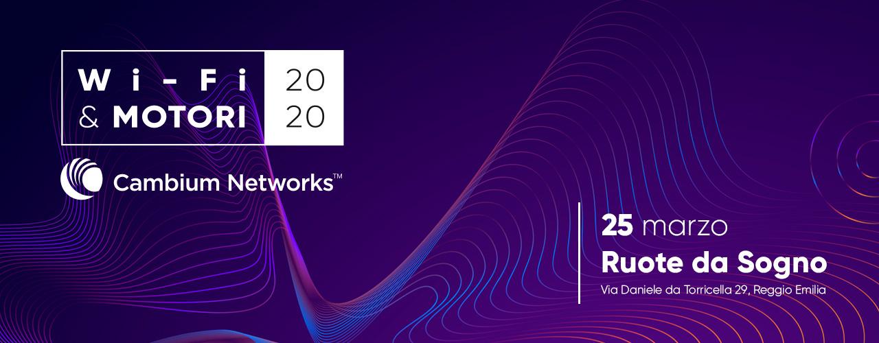 wiFi motori cambium networks